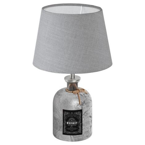 Eglo 49667 - Stolná lampa MOJADA 1xE27/40W/230V