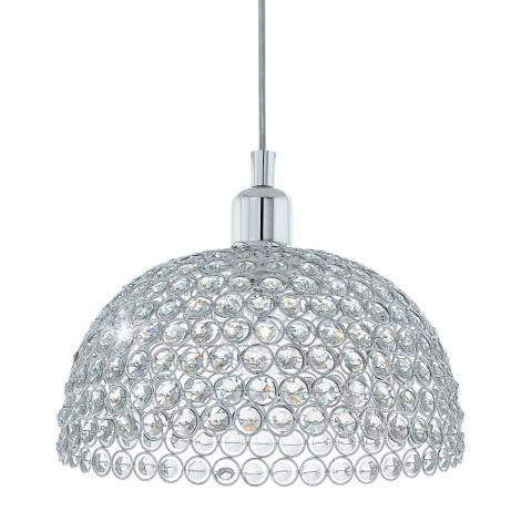 Eglo 49849 - Luster GILLINGHAM 1xE27/60W/230V