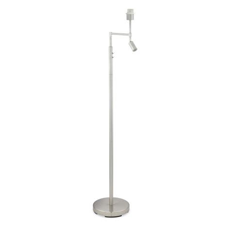 Eglo 49858 - LED stojaca lampa BERSON 1xE27/60W + 1xLED/2,1W