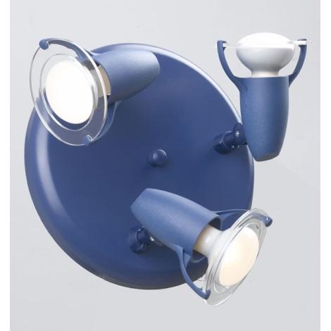 EGLO 50782 - bodové svietidlo POCKET 1 3xE14/R50/40W