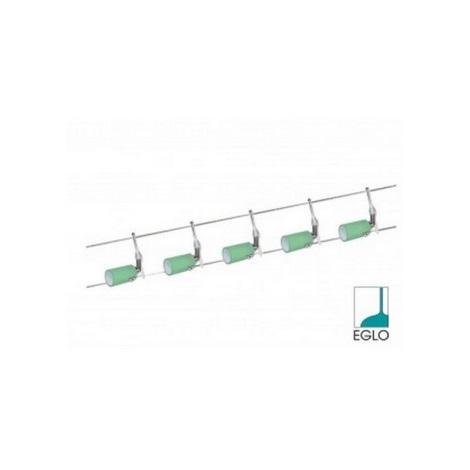 Eglo 51232 - Bodové svietidlo LINE 3 5xG4/20W/12V