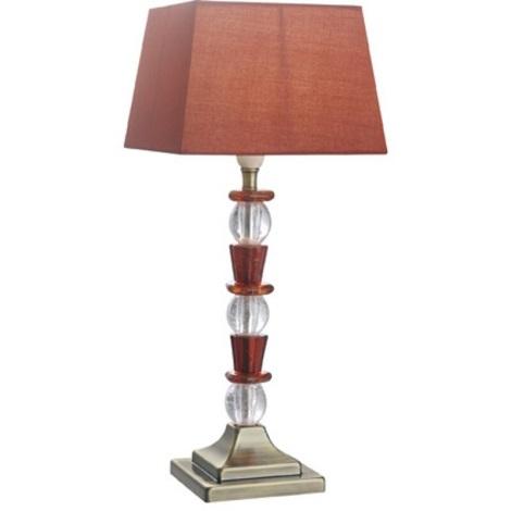 EGLO 51907 - Stolná lampa JESSY 1xE14/60W