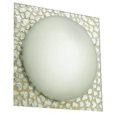 EGLO 52269 - Nástenné stropné svietidlo ONICE 1xE27/60W biela