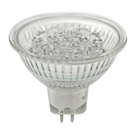 EGLO 52623 - LED žiarovka GU5,3 LED/1,2W/12V