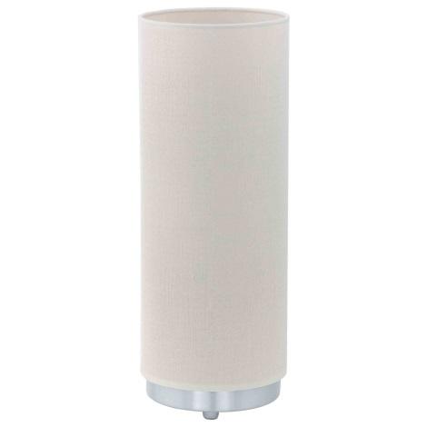 EGLO 54153 - Stolná lampa 1xE27/11W