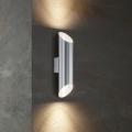 Eglo 54604 - LED Vonkajšie nástenné svietidlo AGOLADA 2xLED/3,7W/230V IP44