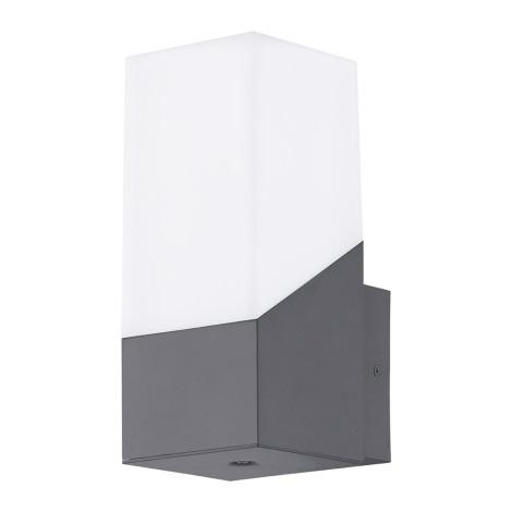 Eglo 54605 - LED Vonkajšie nástenné svietidlo ROFFIA 1xLED/3,7W/230V IP44