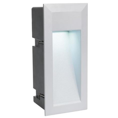 EGLO 60083 - Vonkajšie nástenné svietidlo Zimba LED 1xLED/1,35W