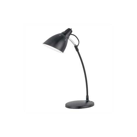 Eglo 7059 – Stolná lampa TOPDESK 1xE27/60W/230V