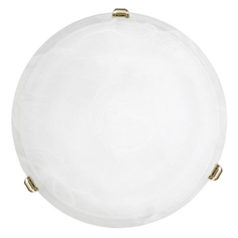 Eglo 7185 - Stropné svietidlo SALOME 1xE27/60W/230V alabastrové sklo