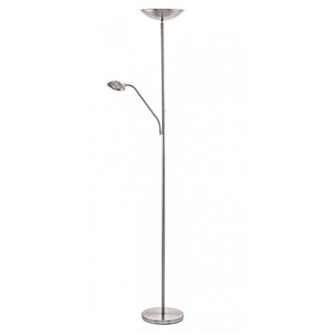 Eglo 75088 - Stojacia lampa CANILESA 1xLED/18W/230V 1xLED/4W/230V