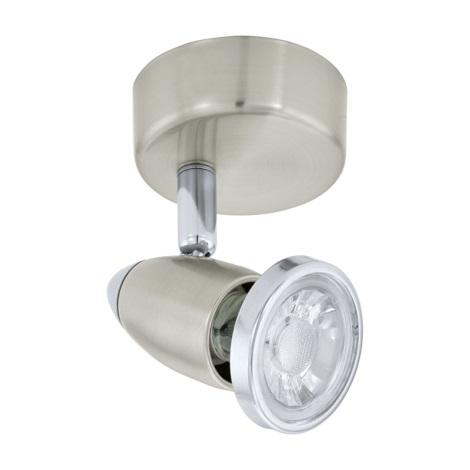 Eglo 75114 - LED bodové svietidlo MOVE 2 1xGU10/3,3W/230V