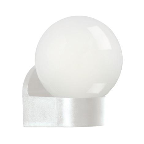 Eglo 75183 - Vonkajšie nástenné svietidlo LORMES 1xE27/25W/230V