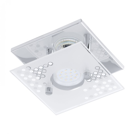 Eglo 75232 - LED stropné svietidlo TONEON 1xGU10/3W/230V