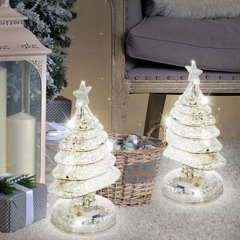 Eglo 75264 - LED Vianočná dekorácia Stromček LED/1,95W 24 cm