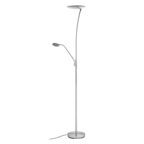 Eglo 75316 - LED Stojacia lampa PENJA 1xLED/18W+1xLED/6W