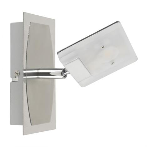 Eglo 78081 - LED nástenné svietidlo PIKARA 1xLED/4,5W/230V