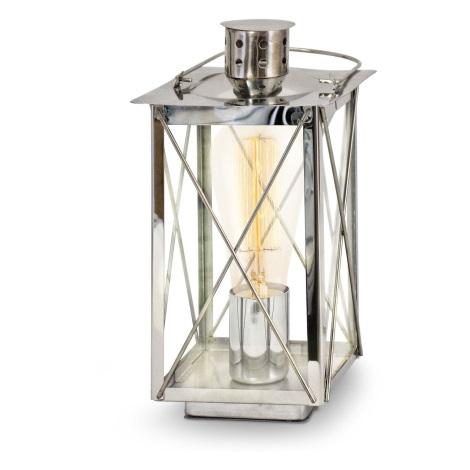 Eglo 78518 - Stolná lampa DONMINGTON 1xE27/60W/230V