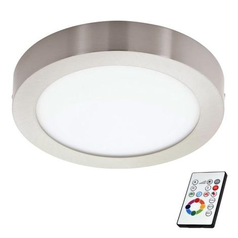 Eglo 78767 - LED RGB Stmievateľné stropné svietidlo TINUS 1xLED/6W/230V