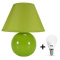 Eglo 80719 - LED Stolná lampa TINA 1xE14/6W/230V