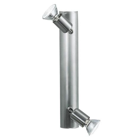 EGLO 81393 - bodové svietidlo SPEED 2xGU10/50W