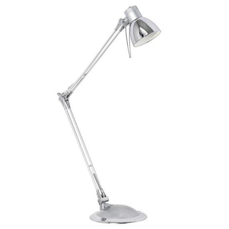 Eglo 82541 - Stolná lampa PLANO 1xGU10/50W/230V