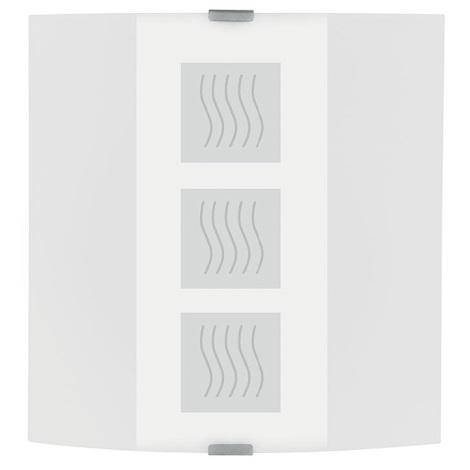 EGLO 83133 - Nástenné stropné svietidlo grafik 1xE27/60W
