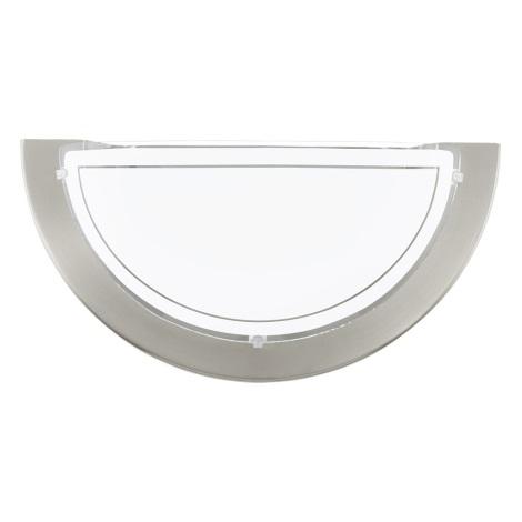 EGLO 83163 - nástenné svietidlo PLANET1 1xE27/60W