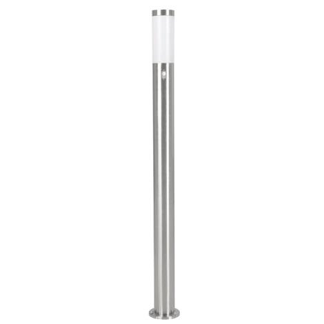 EGLO 83281 - Senzorová vonkajšia lampa HELSINKI 1xE27/15W/230V