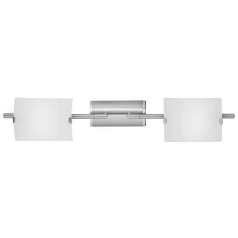 Eglo 83301 - Nástenné svietidlo FONDO 2xG9/33W/230V