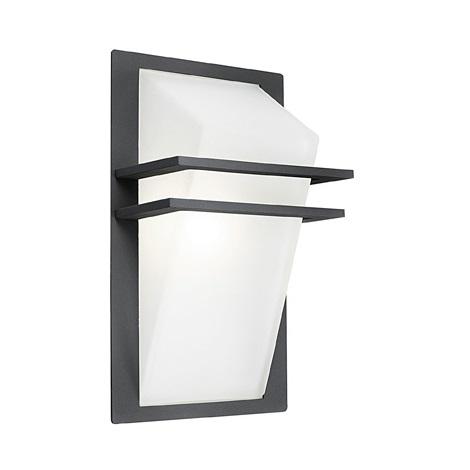EGLO 83433 - Vonkajšie nástenné svietidlo PARK 1xE27/60W