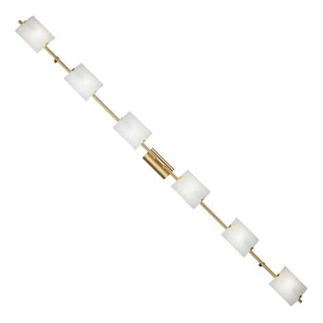Eglo 83816 - Stropné svietidlo FONDO 6xG9 / 60W / 230V