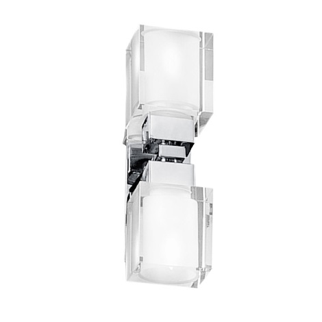 Eglo 83889 - Nástenné svietidlo SINTRA 2xG9/33W/230V