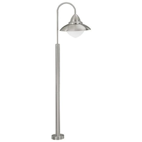 EGLO 83969 - Vonkajšia lampa SIDNEY 1xE27/60W