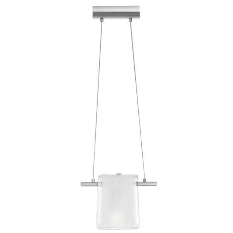 EGLO 85082 - Závesné svietidlo BOGOTA 1xG9/40W/230V