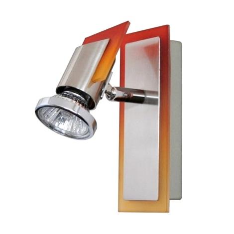 Eglo 85163 - Bodové svietidlo MULTI 1 1xGU10/50W/230V