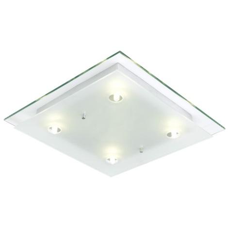 EGLO 85344 - Nástenné stropné svietidlo FRES 4xG9/33W