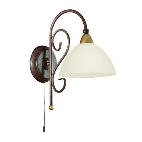 Eglo 85448 - Nástenná lampička MEDICI E14/40W/230V