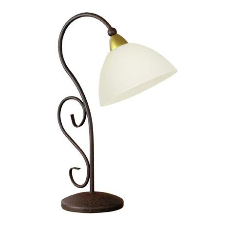 Eglo 85449 - Stolná lampa MEDICI E14/40W/230V