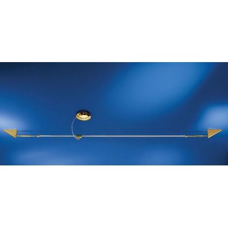 EGLO 85742 - rampa pre halogénové svietidlo POWER LINE