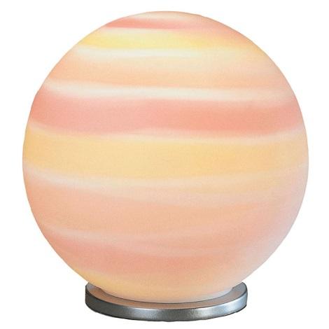 EGLO 85873 - stolná lampa COLORE 1xE27/40W oranžová