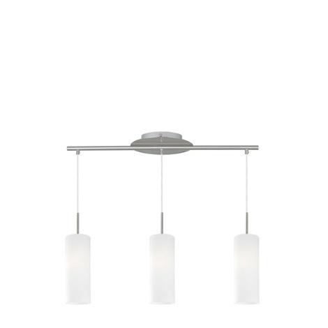 EGLO 85978 - Závesné svietidlo TROY 3 3xE27/60W