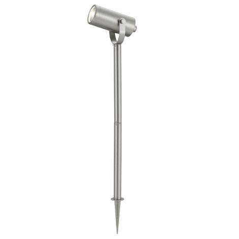 EGLO 85994 - vonkajšia bodová lampa RIGA 1 1xGU10/35W