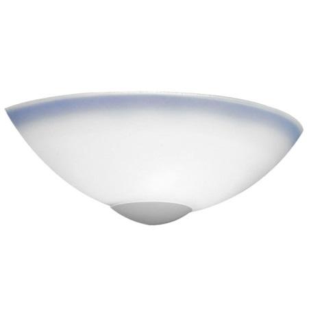 EGLO 86086 - nástenné svietidlo ALBEDO 1xE27/60W modrej sklo