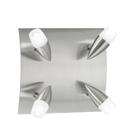 EGLO 86127 - bodové svietidlo NANDO 1 4xG9/33W