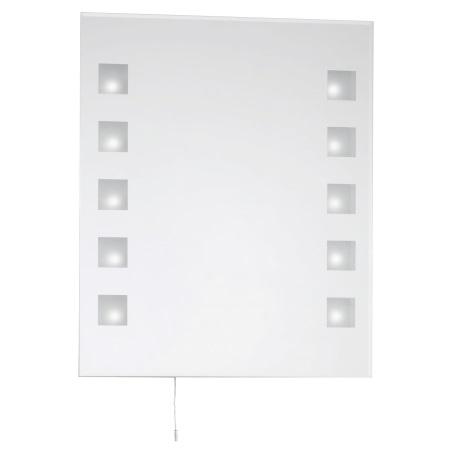 EGLO 86128 - svietidlo kúpeľňová MIRROR 10xG4/10W