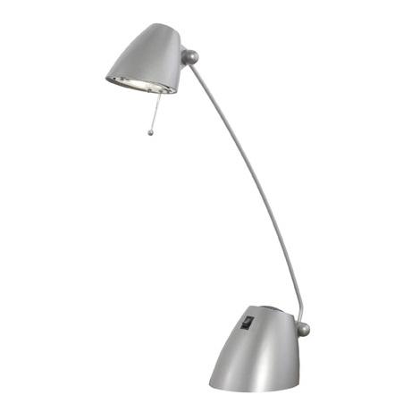 EGLO 86197 - Stolná lampa AKITA 1xGY6,35/50W