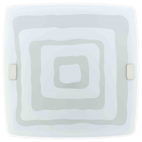 EGLO 86851 - Stropné nástenné svietidlo BORGO 1 1xE27/60W