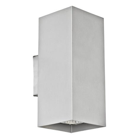 EGLO 87019 - nástenné svietidlo MADRAS 2xGU10/50W
