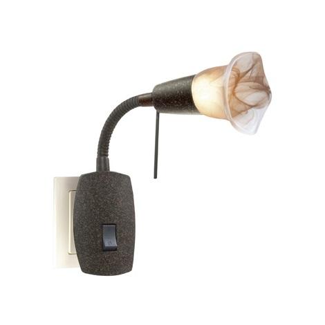 EGLO 87035 - Bodové svietidlo MATEO 1xG9/40W